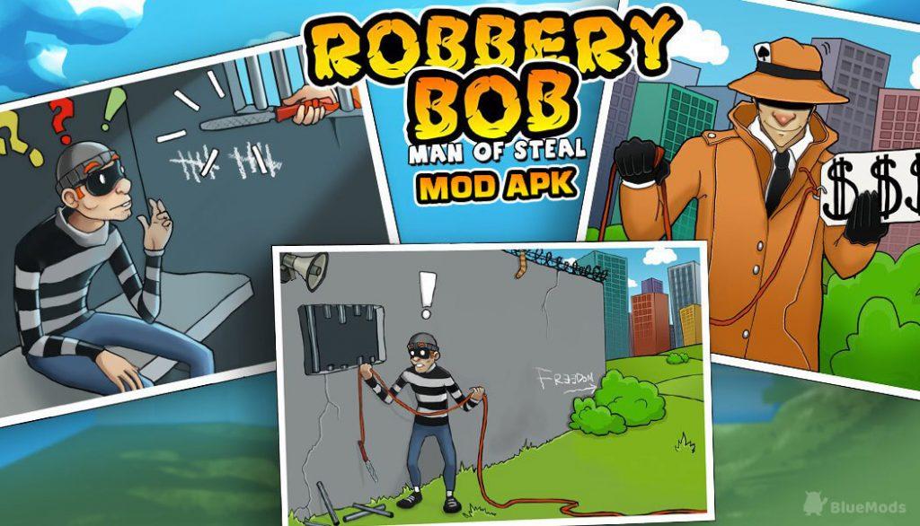 Photo of افضل العاب الاثارة والتشويق لعام 2019 للأندريد Robbery Bob