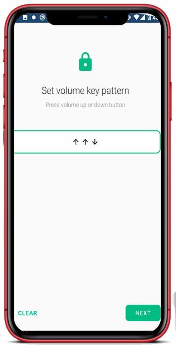 Oops App Lock قفل تطبيقات الهاتف بواسطه ازرار الصوت !