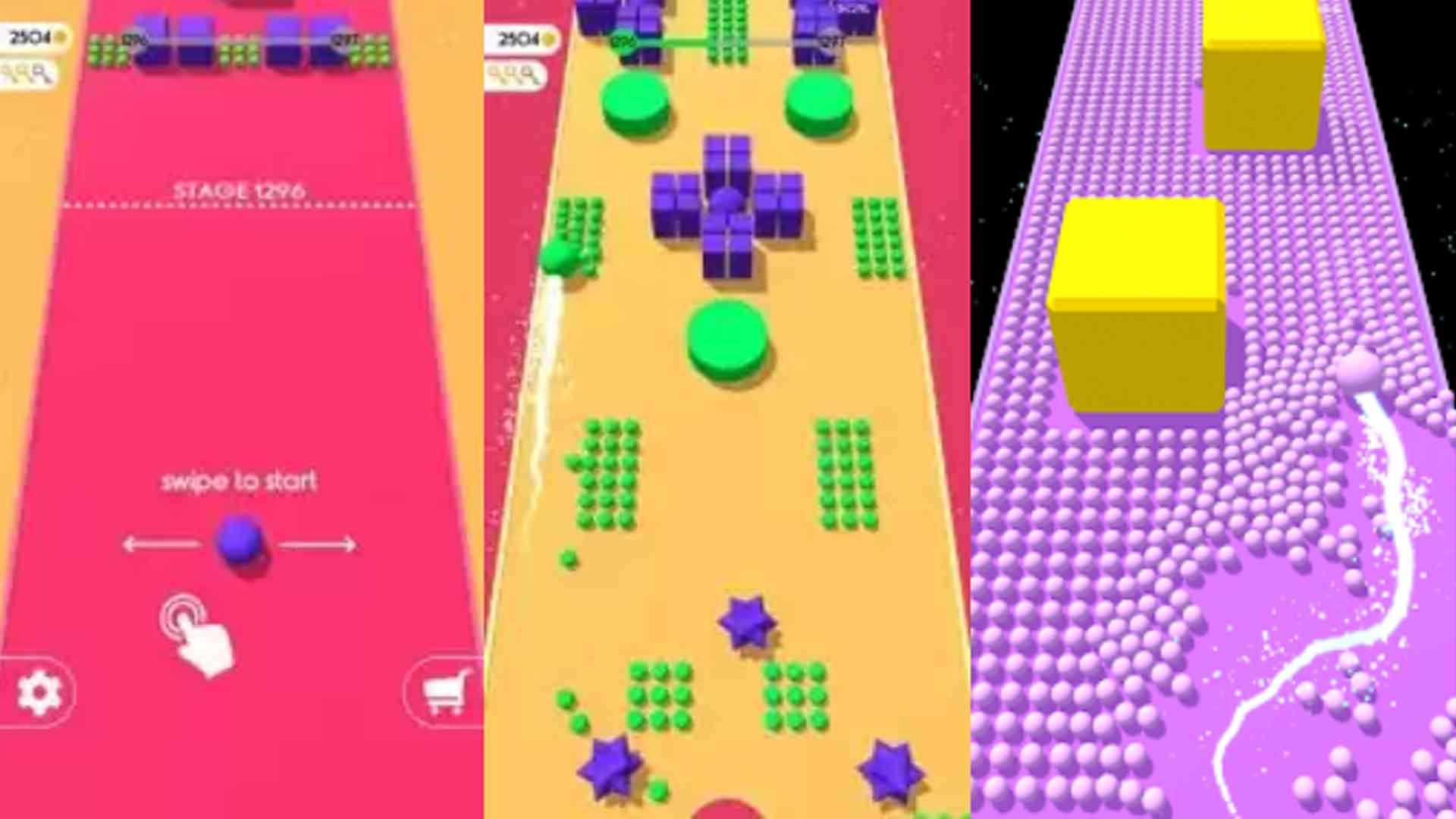 لاول مره تحميل لعبه Color Bump 3D للايفون والاندرويد !!