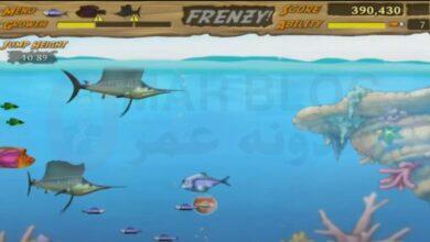 Photo of تحميل لعبة السمكة 1 feeding frenzy برابط مباشر 2021