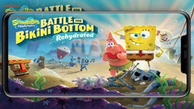 تحميل لعبة SpongeBob SquarePants مجانا برابط مباشر